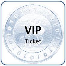 Bitcoin Expo Vienna VIP Ticket